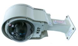 Image of Outdoor Housing for PTZ Dome Camera (KST-OH100WM-SH)